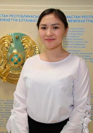 Ермұхамбетова Ақсауле Қанатқызы
