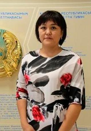 Жолдыбаева Раушангул Турсынахуновна