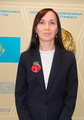 Макирова Анара Темиргалиевна