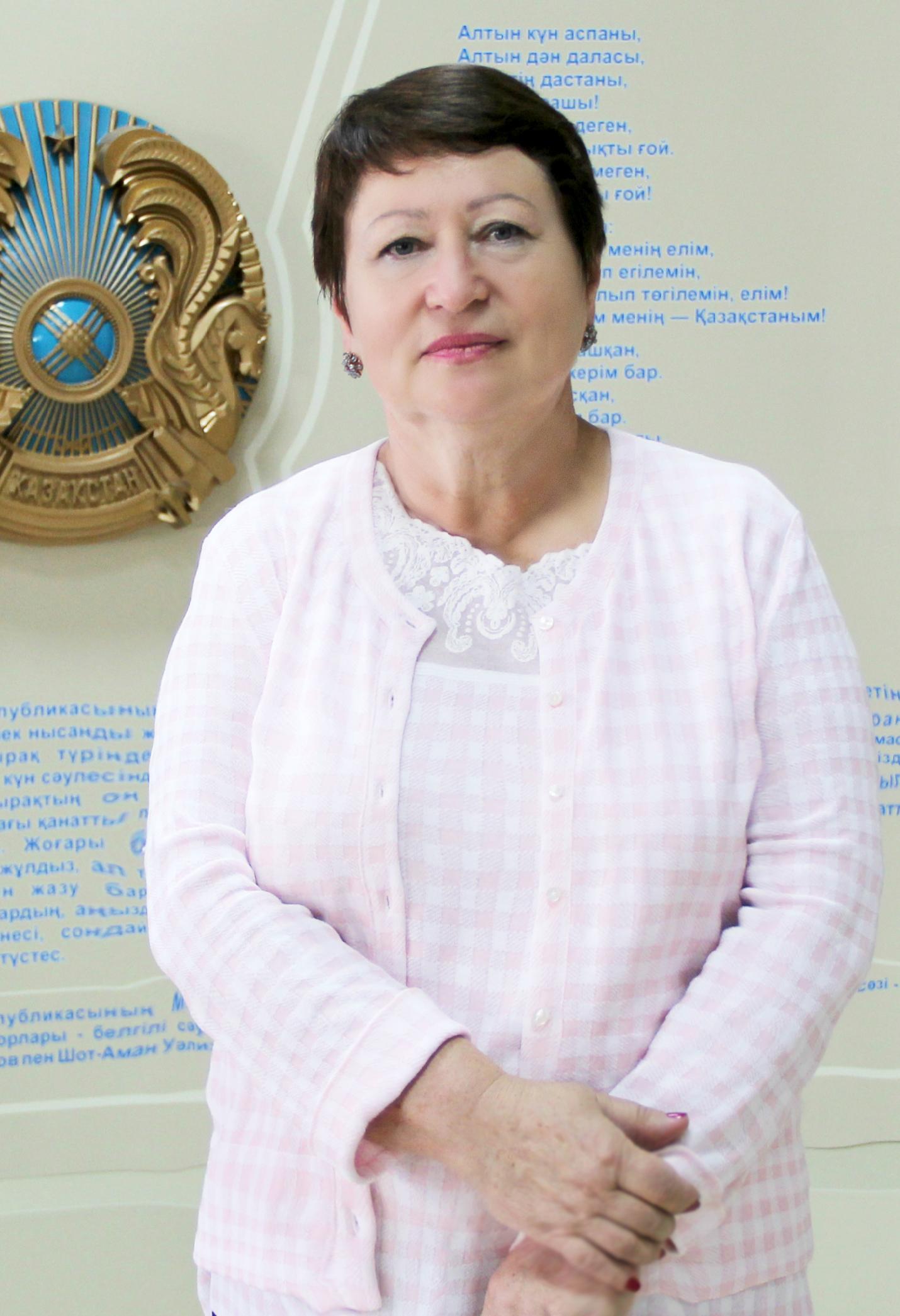 Шарипова Лариса Викторовна