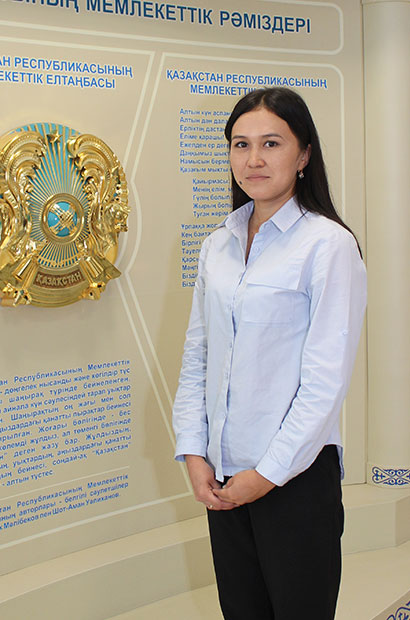 Алиева Алуа Кадыровна