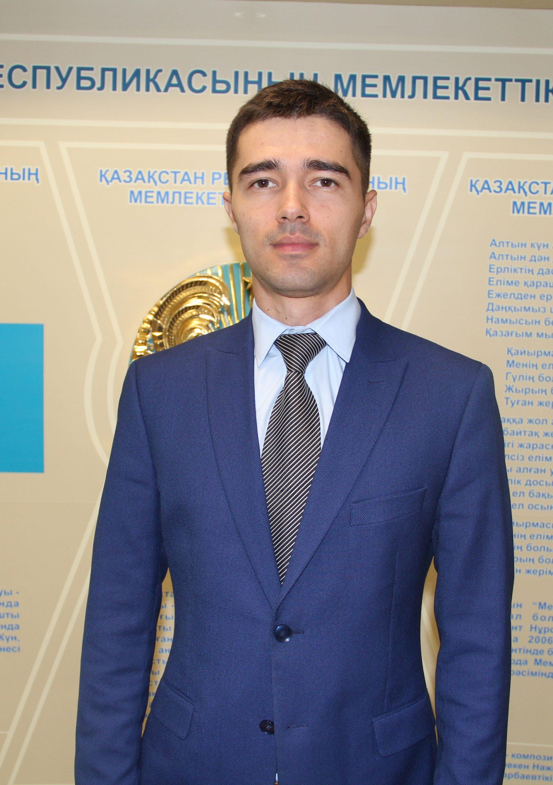 Тлеубергенов Ерлан Болсынбекович