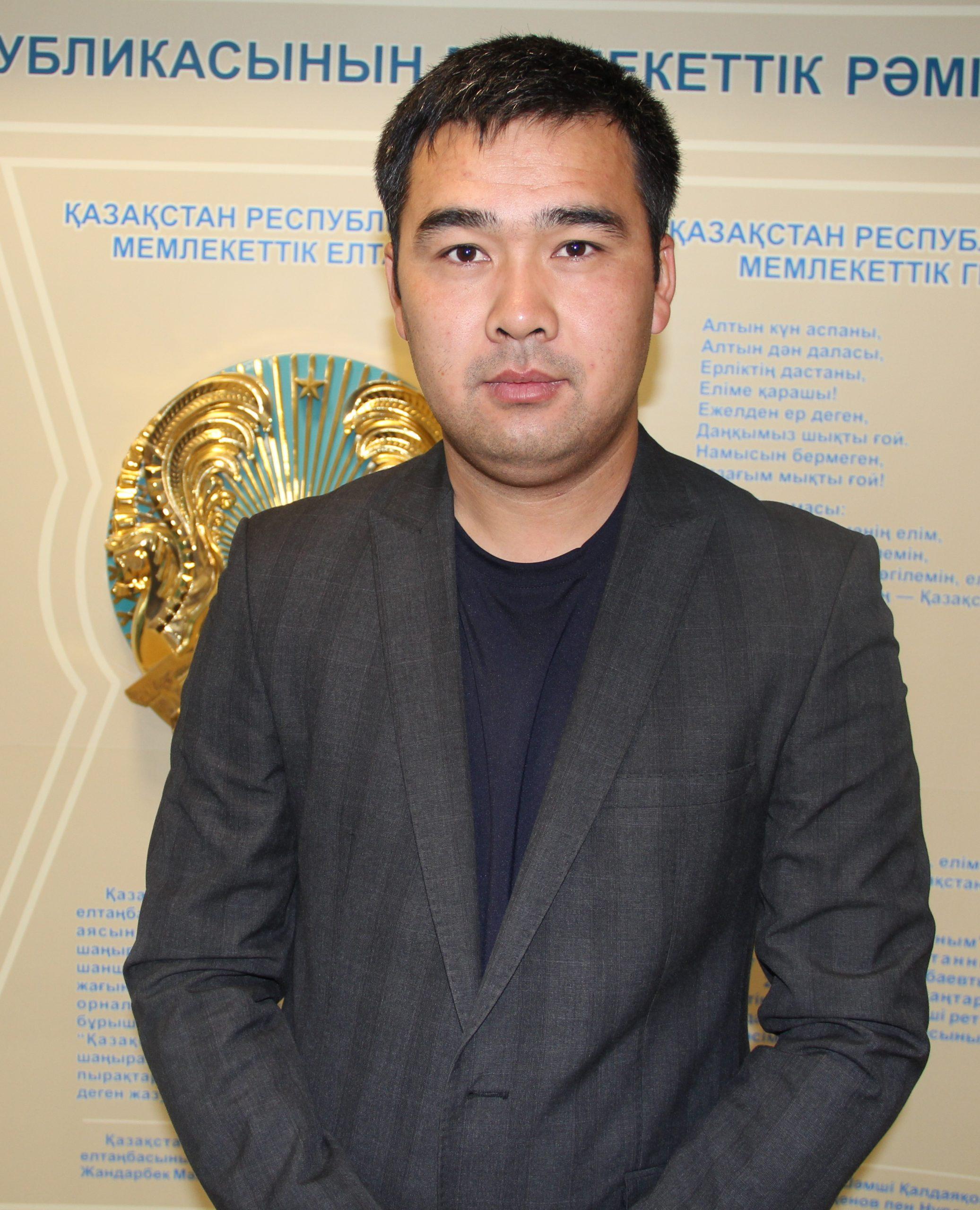 Жетписбаев Алмат Кайракбайулы
