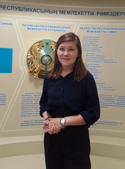 Калижанова Зарина Ануарбековна