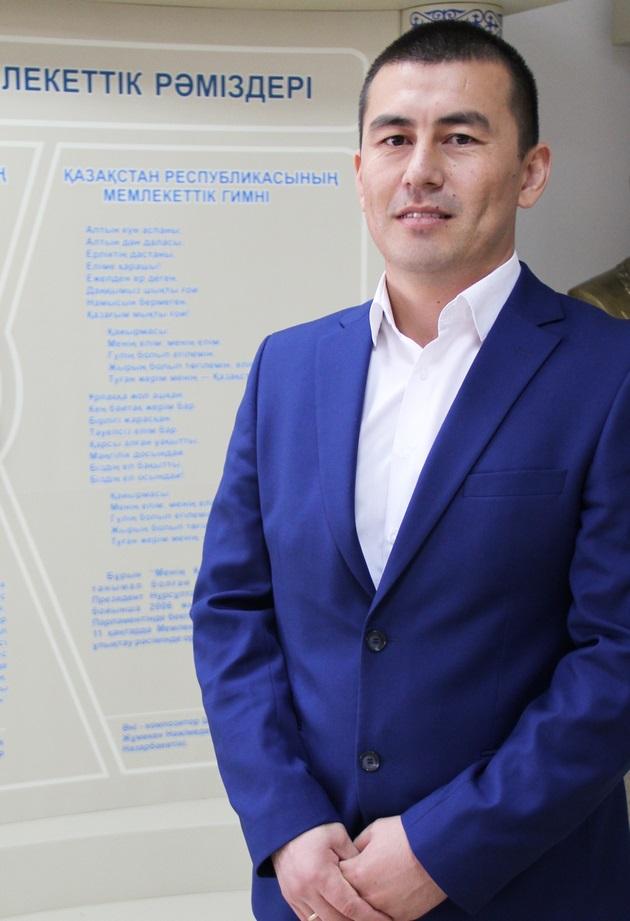 Алиев Бейбит Жумабаевич
