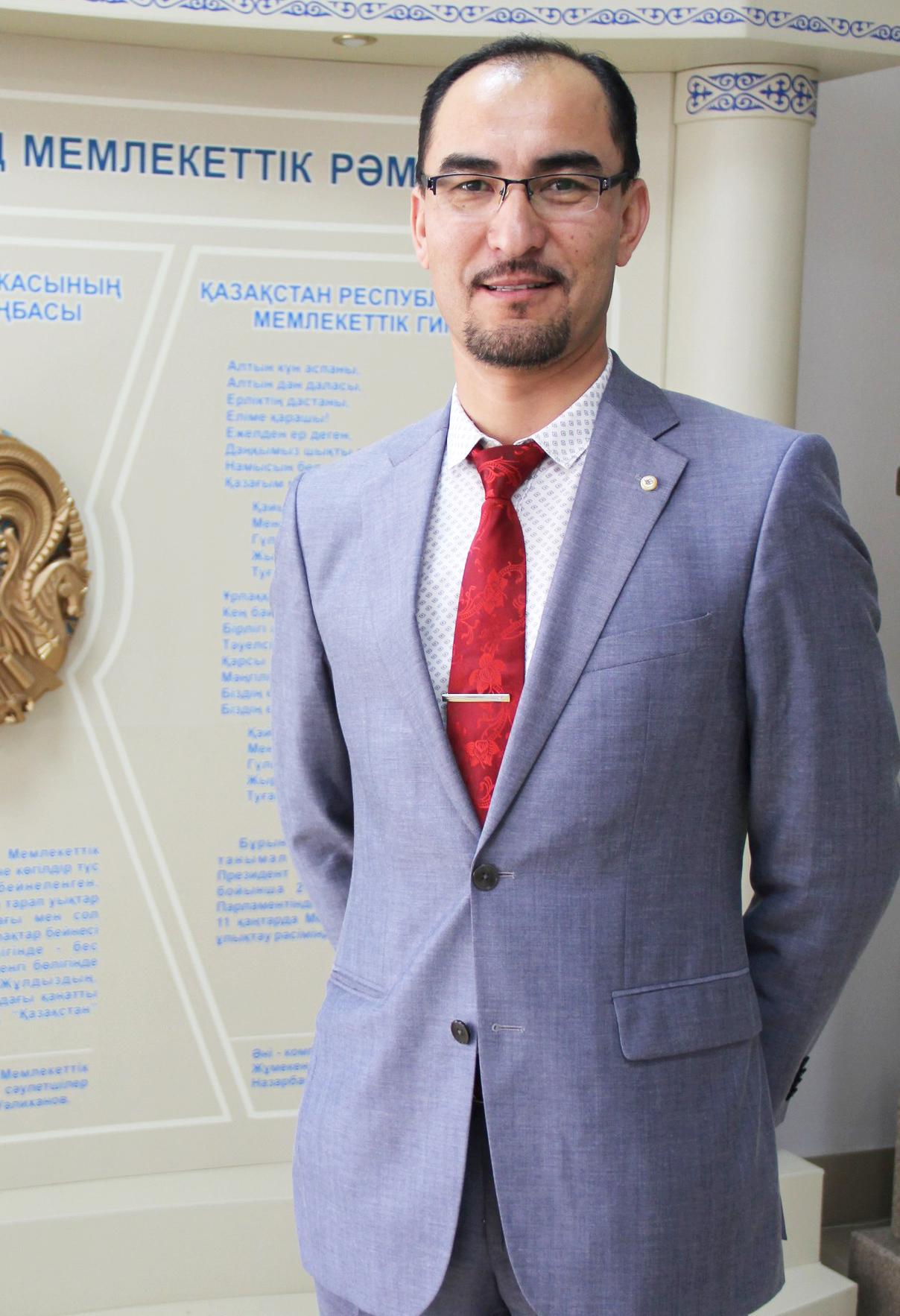 Ганиев Турдыбай Жаппарович