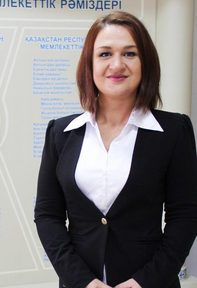 Гасанова Юлия Николаевна