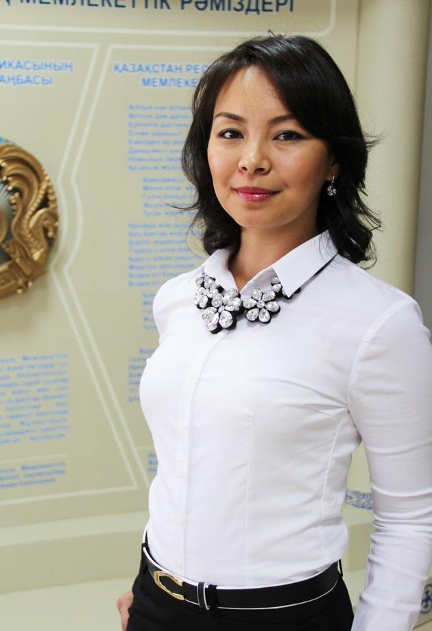 Базаркулова Индира Курбановна