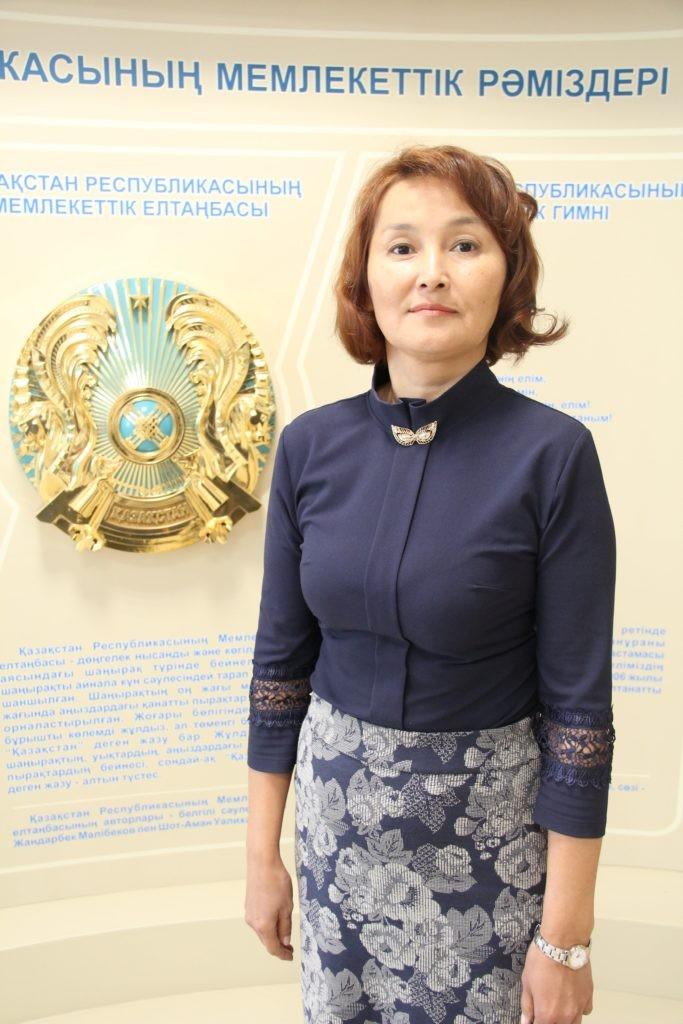 Кабылдина Зивагуль Муратовна