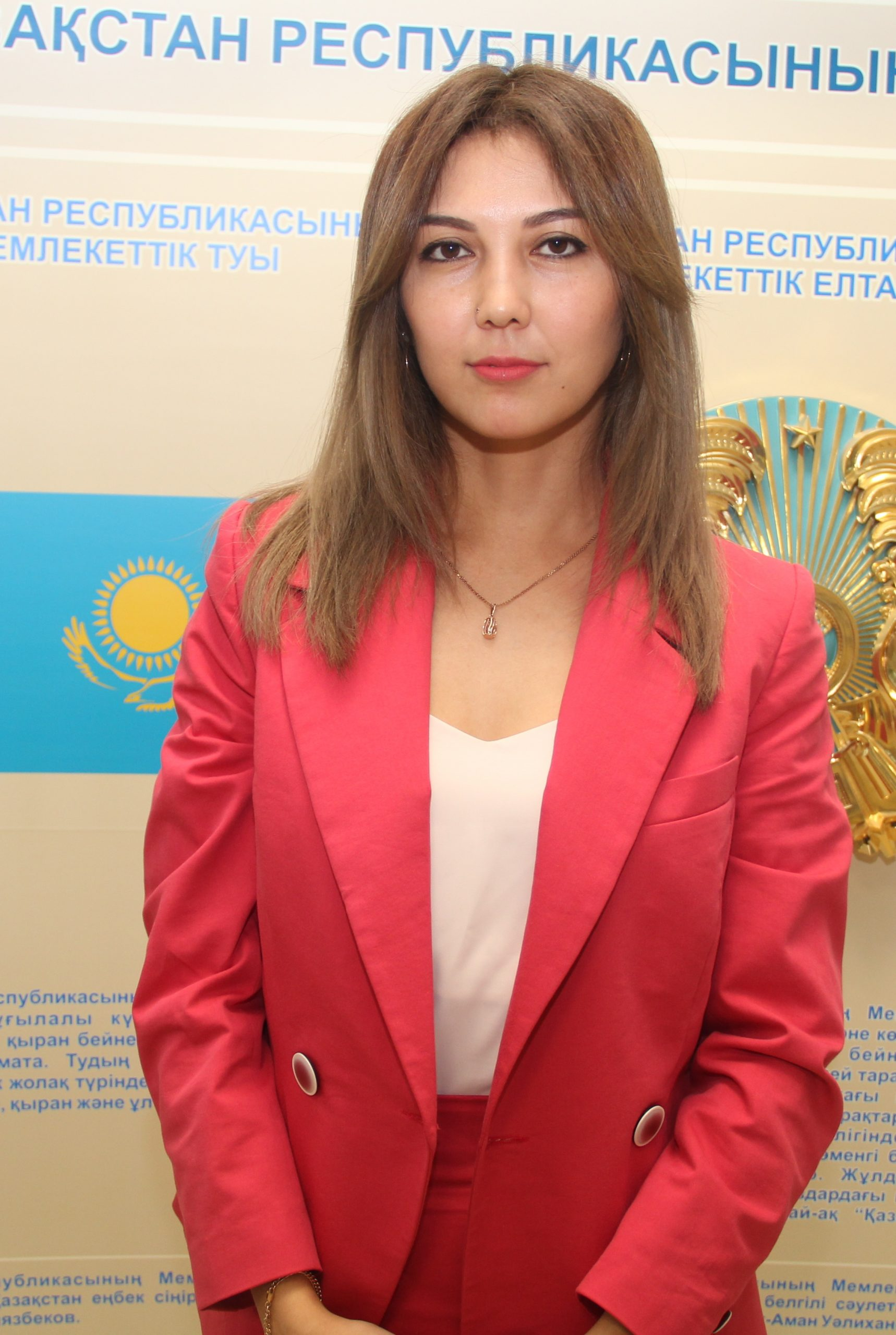 Казбекова Дария Жумабековна