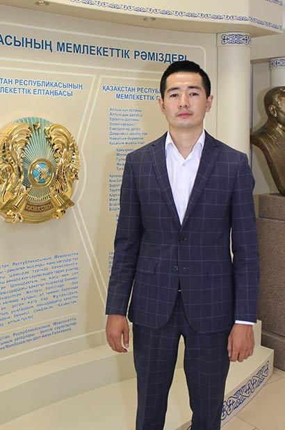 Жуматаев Максат Амангельдиевич