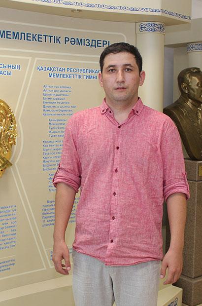 Куанышкалиев Мэльс Кайырбекұлы