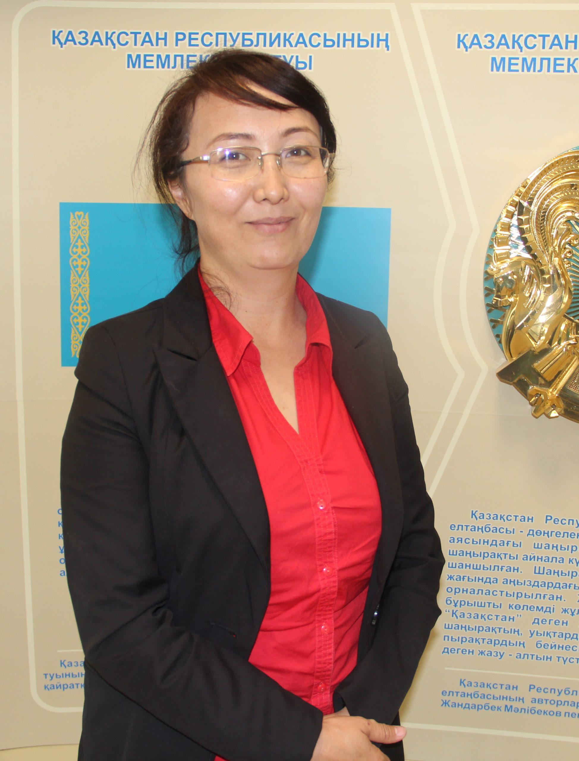Ахмедина Махаббат Тохтарбековна