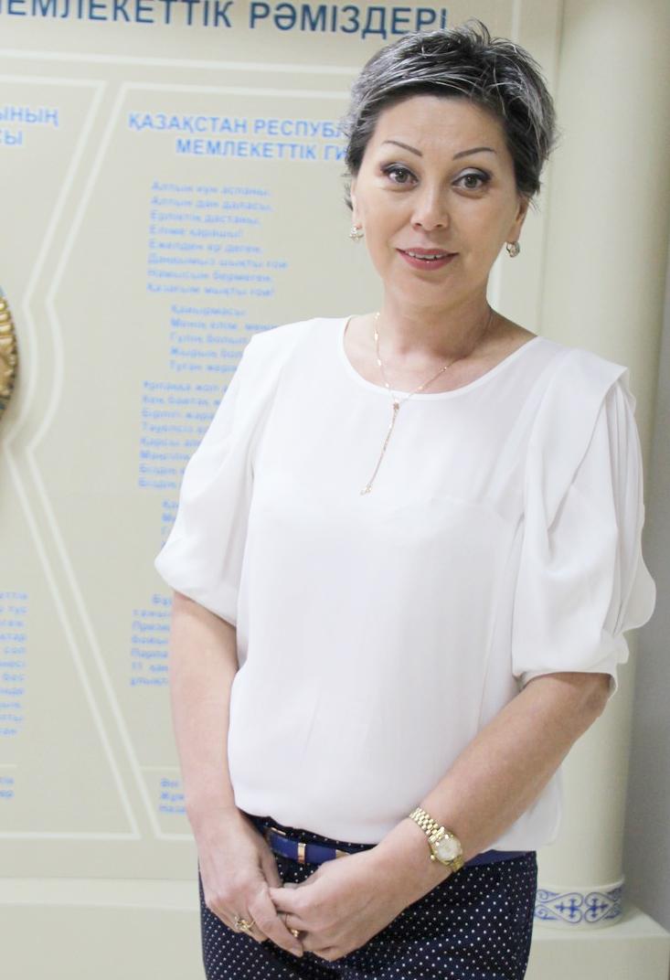 Абдрахманова Жанбота Балтабековна
