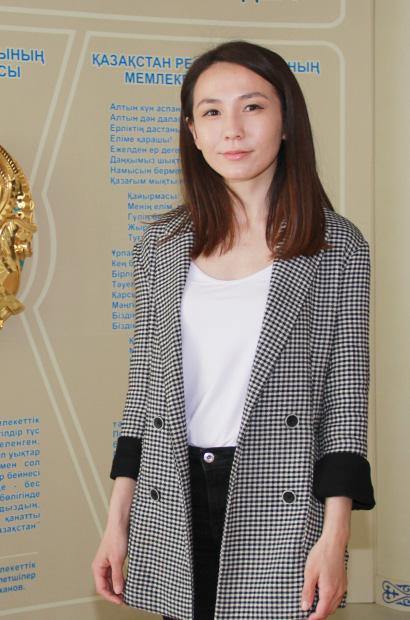Кажатова Райгуль Нартаевна