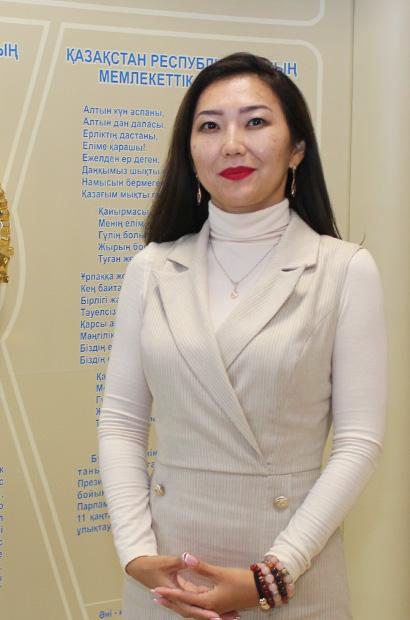 Раисова Алия Сергазыевна