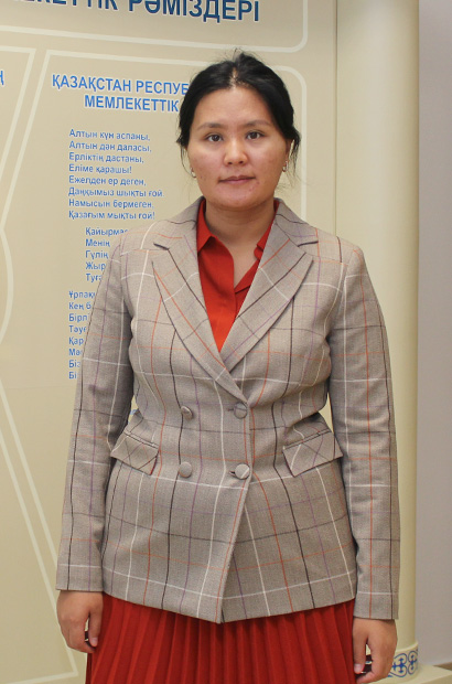 Асенова Аида Салтанаткызы