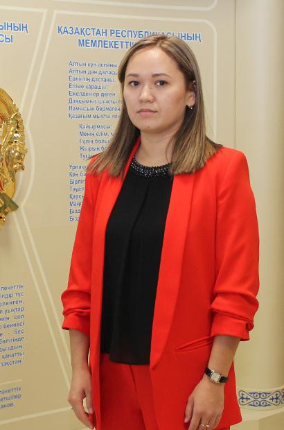 Касымова Гульден Жолдасовна