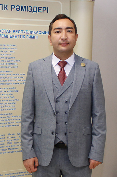 Турарбеков Дулат Муратбекович