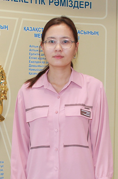 Оразгельди Гульмира Абдигаликызы