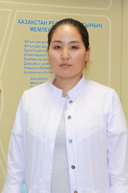 Кулубекова Фариза Сабитовна