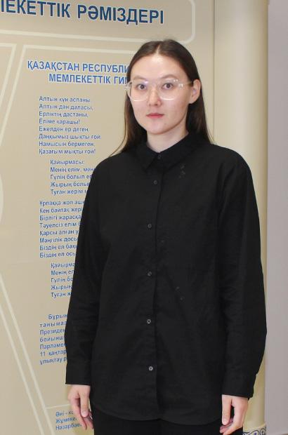 Курбангалиева Алима Курбангаликызы